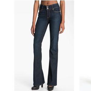 Paige Hidden Hills Bootcut Stretch 28 Jeans